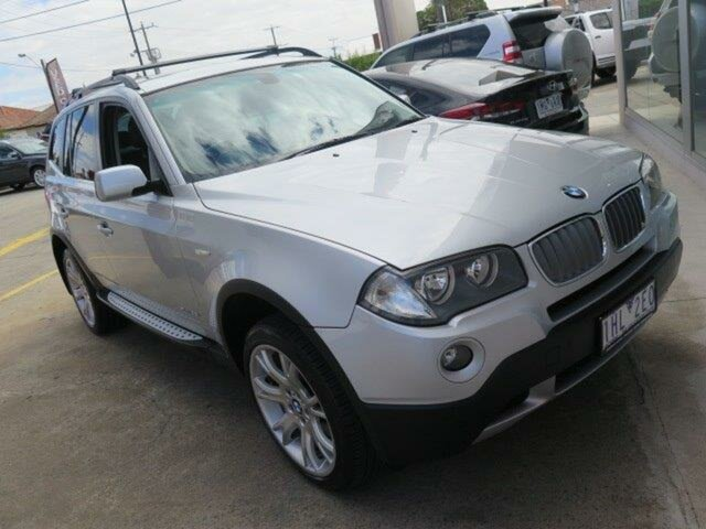 Used BMW X3 E83 MY0909 xDrive25i Steptronic Lifestyle, 2009 BMW X3 E83 MY0909 xDrive25i Steptronic Lifestyle Silver 6 Speed Automatic Wagon