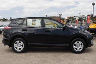 2017 Toyota RAV4 ASA44R GX AWD Ink 6 Speed Sports Automatic Wagon.