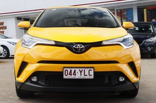 2017 Toyota C-HR NGX10R Koba S-CVT 2WD Hornet Yellow 7 Speed Constant Variable Wagon