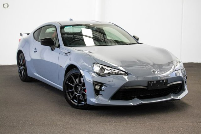 Used Toyota 86 ZN6 GTS Dynamic Pack + Moon Slate, 2017 Toyota 86 ZN6 GTS Dynamic Pack + Moon Slate Moon Slate 6 Speed Manual Coupe
