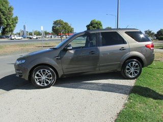 2011 Ford Territory SZ Titanium Seq Sport Shift AWD Havana 6 Speed Sports Automatic Wagon
