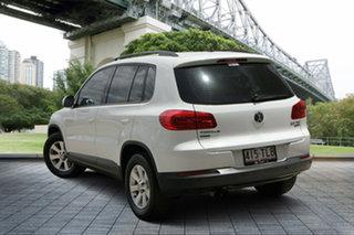 2013 Volkswagen Tiguan 5N MY13.5 132TSI DSG 4MOTION Pacific White 7 Speed.