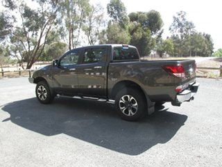 2018 Mazda BT-50 XTR Brown 6 Speed Manual Dual Cab