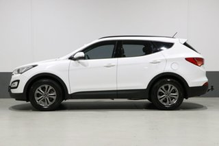 2015 Hyundai Santa Fe DM Series II (DM3) Active CRDi (4x4) White 6 Speed Automatic Wagon