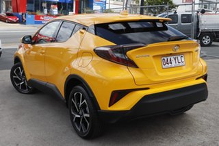 2017 Toyota C-HR NGX10R Koba S-CVT 2WD Hornet Yellow 7 Speed Constant Variable Wagon.