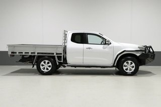 2015 Nissan Navara NP300 D23 ST (4x4) Silver 6 Speed Manual King Cab Utility
