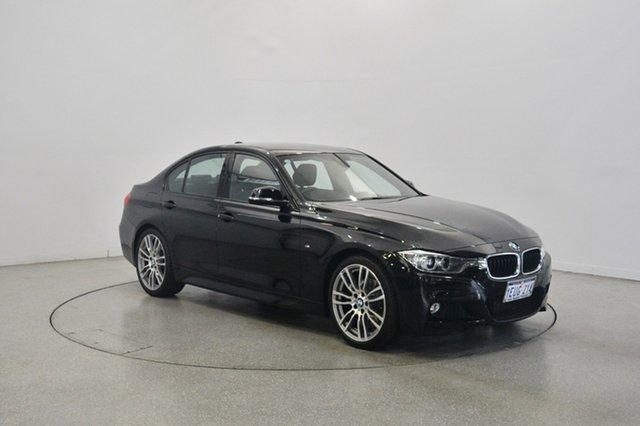 Used BMW 320d F30 MY1114 Modern Line, 2015 BMW 320d F30 MY1114 Modern Line Black 8 Speed Sports Automatic Sedan