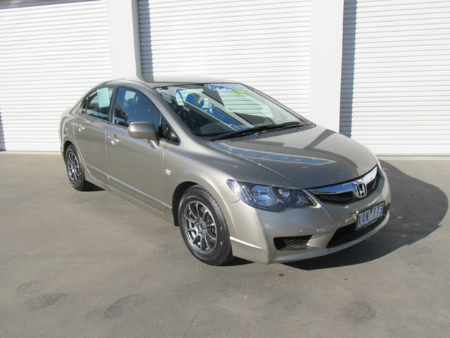 Used Honda Civic 8th Gen MY09 VTi, 2009 Honda Civic 8th Gen MY09 VTi Gold 5 Speed Automatic Sedan