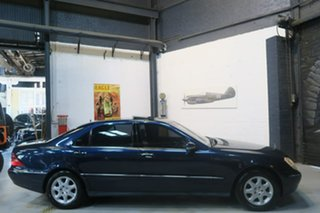 1999 Mercedes-Benz S500 V220 L Blue 5 Speed Automatic Sedan.
