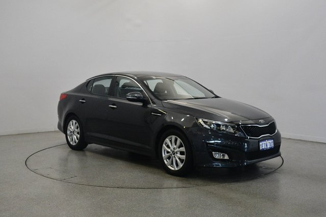 Used Kia Optima TF MY13 SI, 2013 Kia Optima TF MY13 SI Platinum Graphite 6 Speed Sports Automatic Sedan