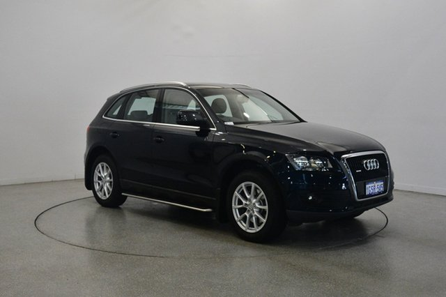 Used Audi Q5 8R MY10 TDI S tronic quattro, 2010 Audi Q5 8R MY10 TDI S tronic quattro Blue 7 Speed Sports Automatic Dual Clutch Wagon