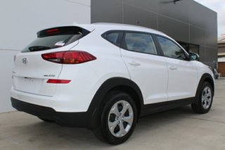 2018 Hyundai Tucson Go Pure White 8 Speed Automatic SUV.