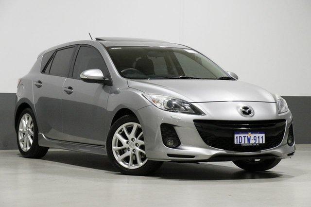 Used Mazda 3 BL 11 Upgrade SP25, 2011 Mazda 3 BL 11 Upgrade SP25 Grey 6 Speed Manual Hatchback