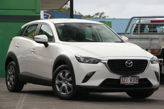 Used Mazda CX-3 DK2W76 Neo SKYACTIV-MT, 2015 Mazda CX-3 DK2W76 Neo SKYACTIV-MT White 6 Speed Manual Wagon