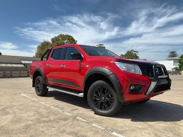 New Nissan Navara D23 S3 ST Black Edition, 2018 Nissan Navara D23 S3 ST Black Edition Burning Red 7 Speed Sports Automatic Utility