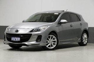 2011 Mazda 3 BL 11 Upgrade SP25 Grey 6 Speed Manual Hatchback.