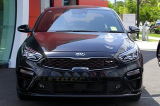 2019 Kia Cerato BD MY19 GT DCT Aurora Black Pearl 7 Speed Sports Automatic Dual Clutch Sedan