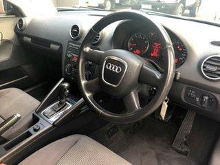 2006 Audi A3 8P Attraction Sportback Tiptronic Metallic Grey 6 Speed Sports Automatic Hatchback