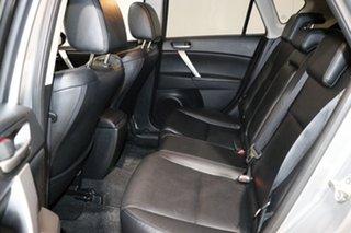 2011 Mazda 3 BL 11 Upgrade SP25 Grey 6 Speed Manual Hatchback