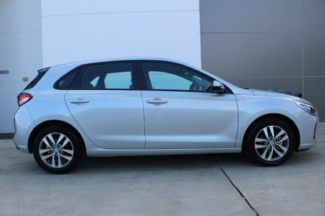 New Hyundai i30  Active, 2018 Hyundai i30 Active Platinum Silver 7 Speed Automatic Hatchback