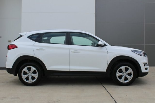 New Hyundai Tucson  Go, 2018 Hyundai Tucson Go Pure White 8 Speed Automatic SUV