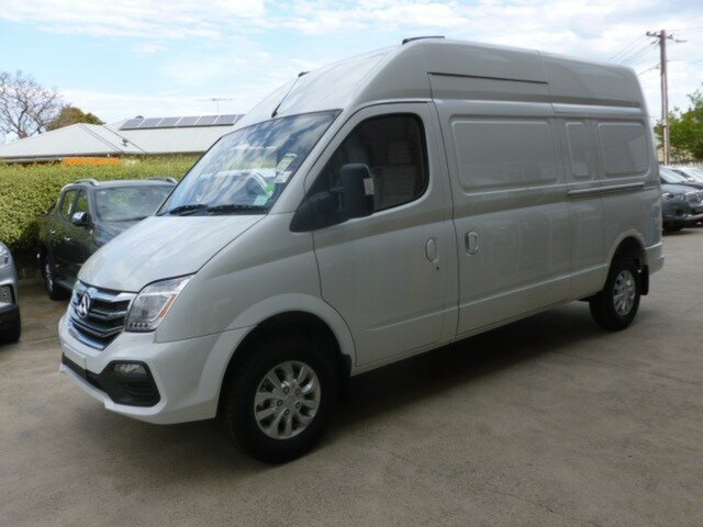 New LDV V80 MY19 Mid Roof LWB, 2018 LDV V80 MY19 Mid Roof LWB White 6 Speed Automated Manual Van