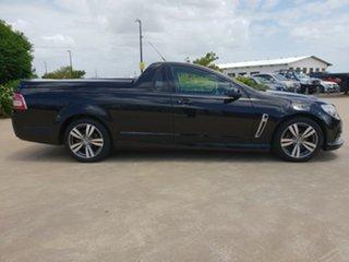 2015 Holden Ute VF MY15 SV6 Ute Phantom Black 6 Speed Sports Automatic Utility.