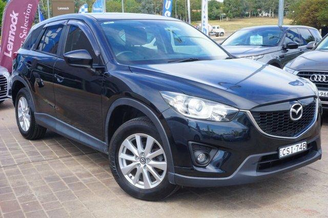 Used Mazda CX-5 KE1071 Maxx SKYACTIV-Drive Sport, 2013 Mazda CX-5 KE1071 Maxx SKYACTIV-Drive Sport Black 6 Speed Sports Automatic Wagon