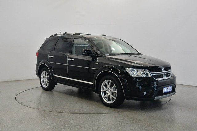 Used Dodge Journey JC MY15 R/T, 2015 Dodge Journey JC MY15 R/T Black 6 Speed Automatic Wagon