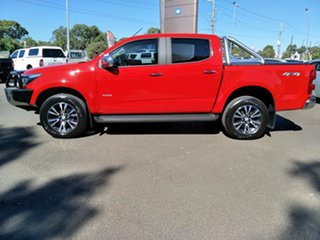 2018 Holden Colorado RG MY19 LTZ Pickup Crew Cab Absolute Red 6 Speed Sports Automatic Utility