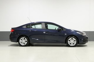 2017 Holden Astra BL MY17 LS Plus Blue 6 Speed Automatic Sedan