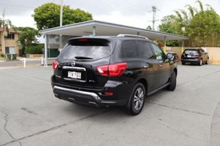 2018 Nissan Pathfinder R52 Series II MY17 ST-L X-tronic 4WD Black 1 Speed Constant Variable Wagon
