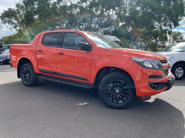 New Holden Colorado RG MY19 Z71 Pickup Crew Cab, 2019 Holden Colorado RG MY19 Z71 Pickup Crew Cab Crunch 6 Speed Sports Automatic Utility