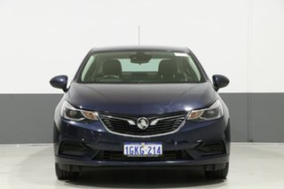 2017 Holden Astra BL MY17 LS Plus Blue 6 Speed Automatic Sedan.