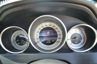 2013 Mercedes-Benz C250 W204 MY12 CDI Elegance BE Black 7 Speed Automatic G-Tronic Sedan