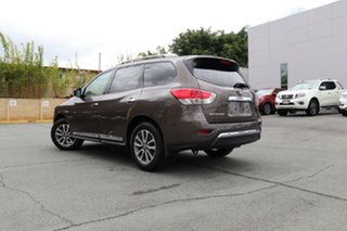 2015 Nissan Pathfinder R52 MY15 ST-L X-tronic 2WD Bronze 1 Speed Constant Variable Wagon