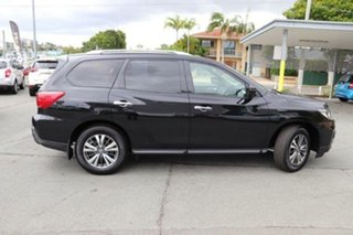 2018 Nissan Pathfinder R52 Series II MY17 ST-L X-tronic 4WD Black 1 Speed Constant Variable Wagon.