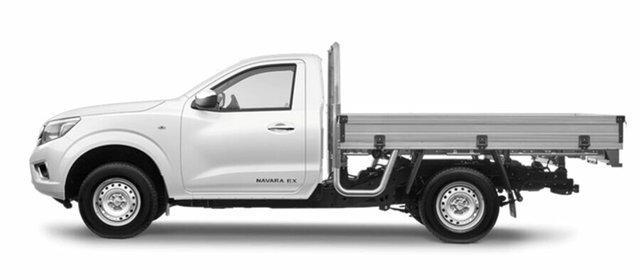 Demo Nissan Navara D23 S3 RX 4x2, 2019 Nissan Navara D23 S3 RX 4x2 Polar White 6 Speed Manual Cab Chassis