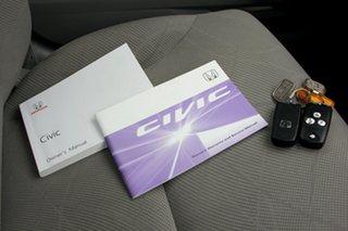 2012 Honda Civic 9th Gen VTi-L Silver 5 Speed Sports Automatic Sedan
