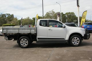 2014 Holden Colorado RG MY15 LTZ Space Cab White 6 Speed Sports Automatic Utility.
