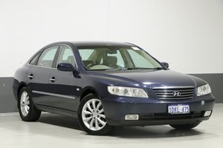 2006 Hyundai Grandeur TG V6 Blue 5 Speed Sequential Auto Sedan.