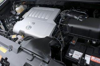 2011 Toyota Kluger GSU45R MY11 KX-S AWD Grey 5 Speed Sports Automatic Wagon