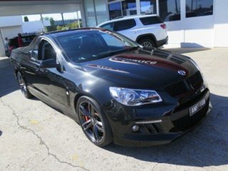 2015 Holden Special Vehicles Maloo Gen-F MY15 R8 Phantom 6 Speed Manual Utility.