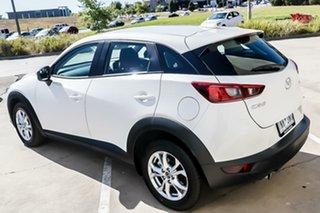 2018 Mazda CX-3 DK MY17.5 Neo (FWD) (5Yr) Snowflake White Pearl 6 Speed Automatic Wagon.
