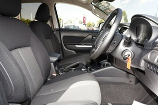 2019 Mitsubishi Triton MR MY19 GLS Double Cab Graphite Grey 6 Speed Manual Utility