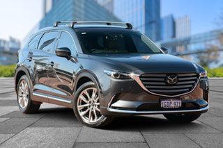 2016 Mazda CX-9 TC Azami SKYACTIV-Drive Mountain Grey 6 Speed Sports Automatic Wagon.
