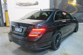2013 Mercedes-Benz C250 CDI W204 MY13 Avantgarde 7G-Tronic + Black 7 Speed Sports Automatic Sedan