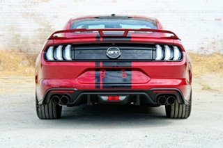 2018 Ford Mustang FN 2019MY GT Fastback SelectShift RWD Ruby Red 10 Speed Sports Automatic Fastback