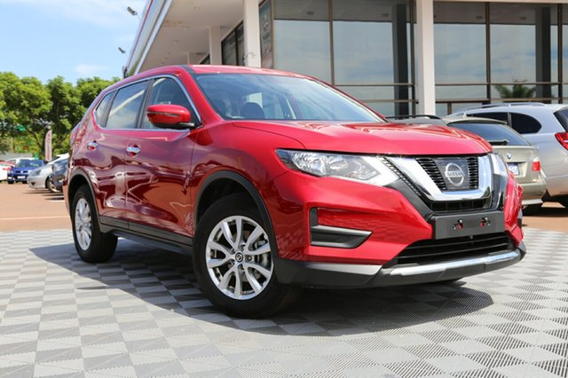 Used Nissan X-Trail T32 Series II ST X-tronic 4WD, 2018 Nissan X-Trail T32 Series II ST X-tronic 4WD Red 7 Speed Constant Variable Wagon