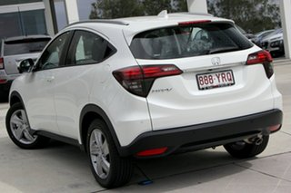 2018 Honda HR-V MY18 VTi-S White Orchid 1 Speed Constant Variable Hatchback.